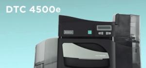DTC4500e HID Fargo ID Printer