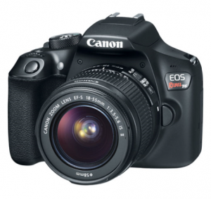 Cameras Canon EOS Rebel T6