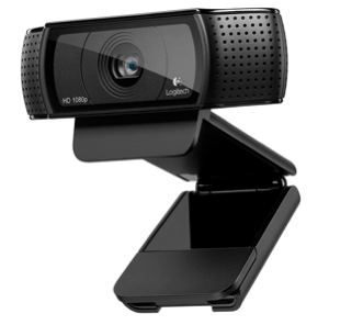 Cameras Logitech C920 Webcam