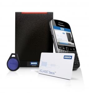 HID iClass Seos Proximity Cards Platform