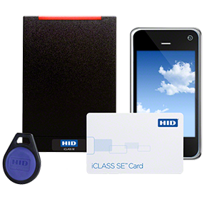 HID iClass SE Proximity Cards