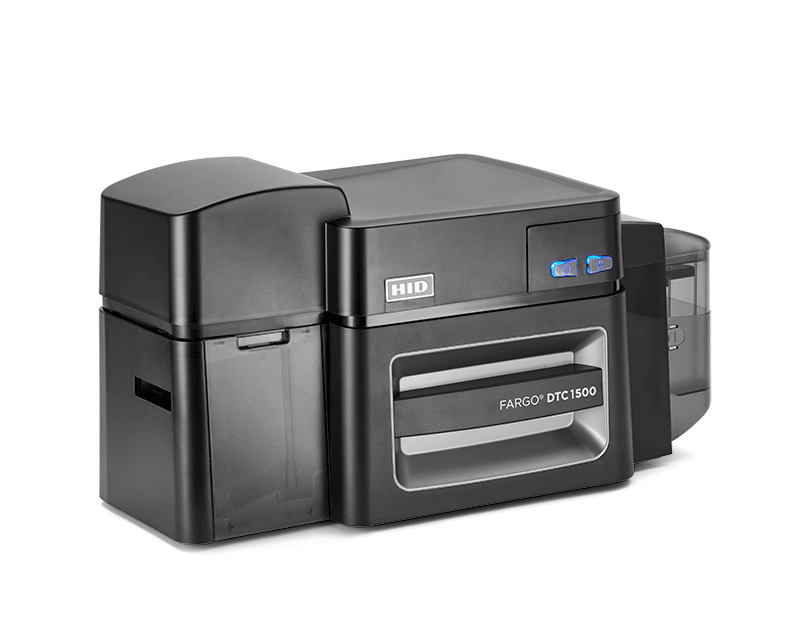 DTC1500 HID Fargo ID Card Printer