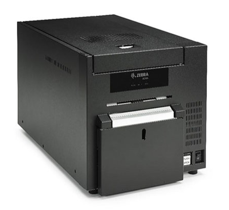 Zebra ZC10L ID Card Printer
