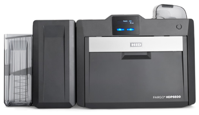 HDP6600 HID Fargo ID Card Printer