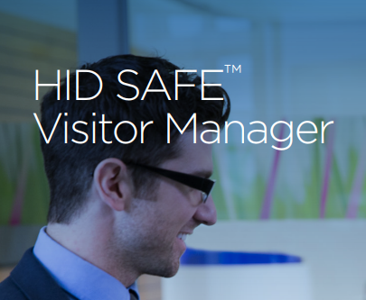 HID SAFE Visitor Manager
