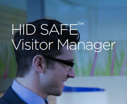 HID SAFE Visitor Manager