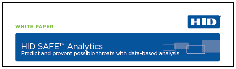 HID SAFE Analytics - White Paper
