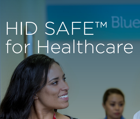 HID SAFE for Healthcare