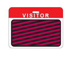 Time Expiring Back Part - Visitor - Red