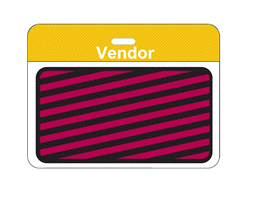 Time Expiring Back Part VENDOR Yellow