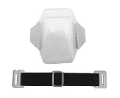 20029VERT - Vertical Arm Band Badge Holder