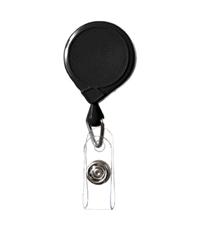 40017 - Classic Mini-Bak Badge Reel with Vinyl Strap and Slide Belt
