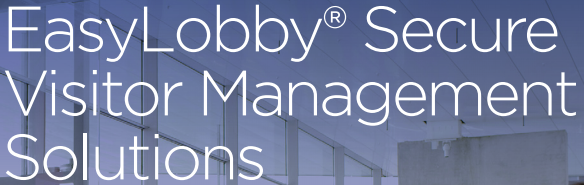 EasyLobby Secure Visitor Management